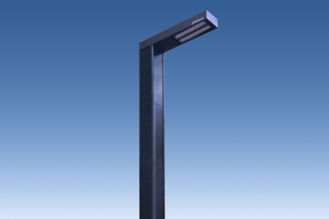 cand labre solaire sun boulevard xl lampadaire panneau solaire autonome 360 pour les. Black Bedroom Furniture Sets. Home Design Ideas