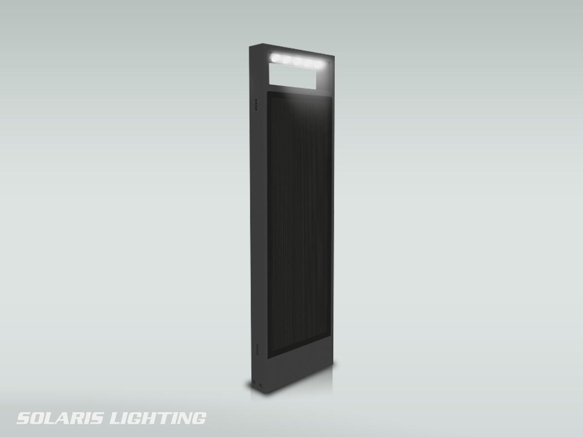 Borne solaire SUN PARC / Luminaire solaire autonome à LED pour l ...